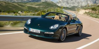 porsche boxster 550 spyder tiptronic