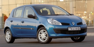 renault clio 3 1.6 expression 5-door