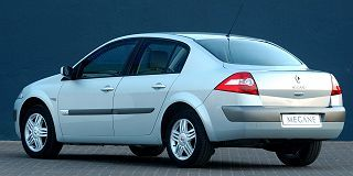 renault megane sedan ii 1.9 dci privilege