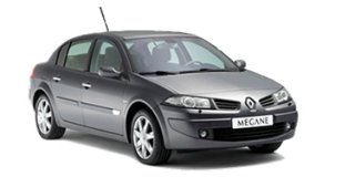 renault megane sedan 1.6 expression e1 at