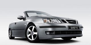 saab 9-3 convertible 2.0 ts aero 6-speed