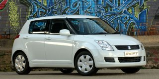 suzuki swift 1.5 gls at
