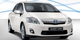 toyota auris 1.8 xr hsd