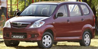 toyota avanza 1.5 sx at