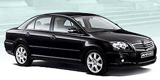 toyota avensis 2.0 advanced