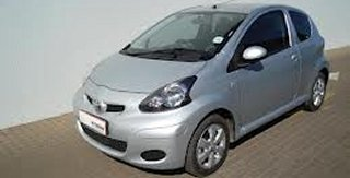 toyota aygo 1.0 wild 3-door