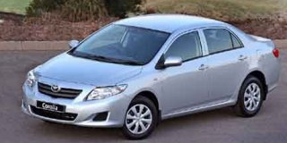 toyota corolla 1.4 professional