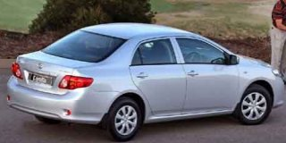 toyota corolla 1.6 professional