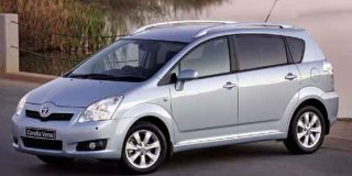 toyota verso 1.8 tx