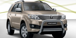 toyota fortuner 3.0 d-4d r/body heritage