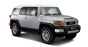 toyota fj cruiser 4.0 v6 4x4 trail cruiser at