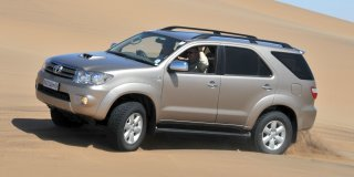 toyota fortuner 4.0 v6 4x4 at