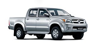 toyota hilux 3.0 d-4d d/cab 4x4 raider