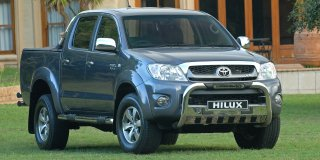 toyota hilux legend 3.0 d-4d r/body raider