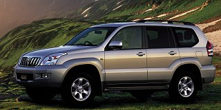 toyota land cruiser prado 4.0 vx at