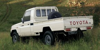 toyota land cruiser 79 4.0 pick-up