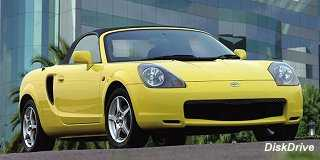 toyota mr2 roadster 1.8