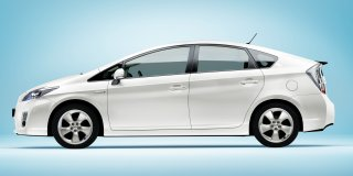 toyota prius 1.8 advanced ecvt