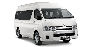 toyota quantum 2.7 14-seater bus