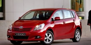 toyota verso 2.0 d-4d tx