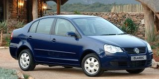 volkswagen polo classic 1.6 trendline